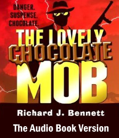 Audio, The Lovely Chocolate Mob Audio Book